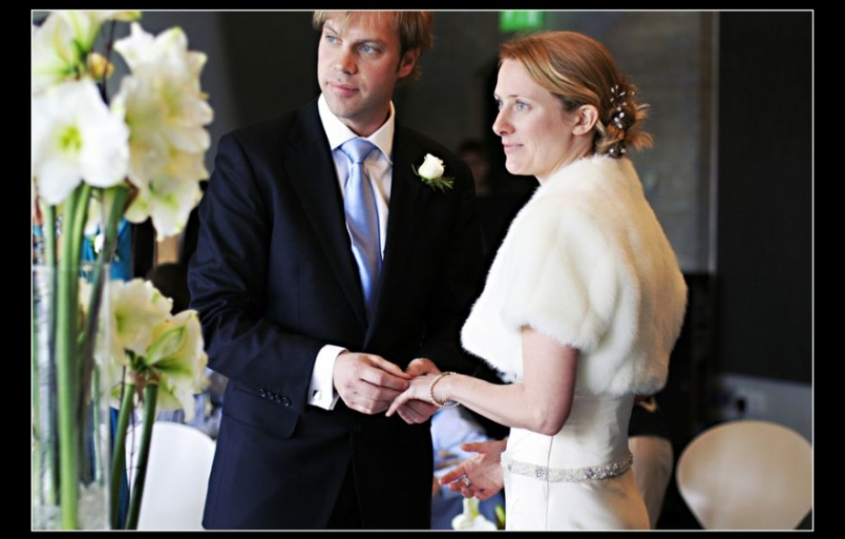 Wedding: Louise And Jo @The Globe Theatre – London, UK