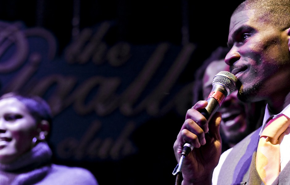 Live Music: Glenn Lewis@The Music Box – The Pigalle Club, London, UK