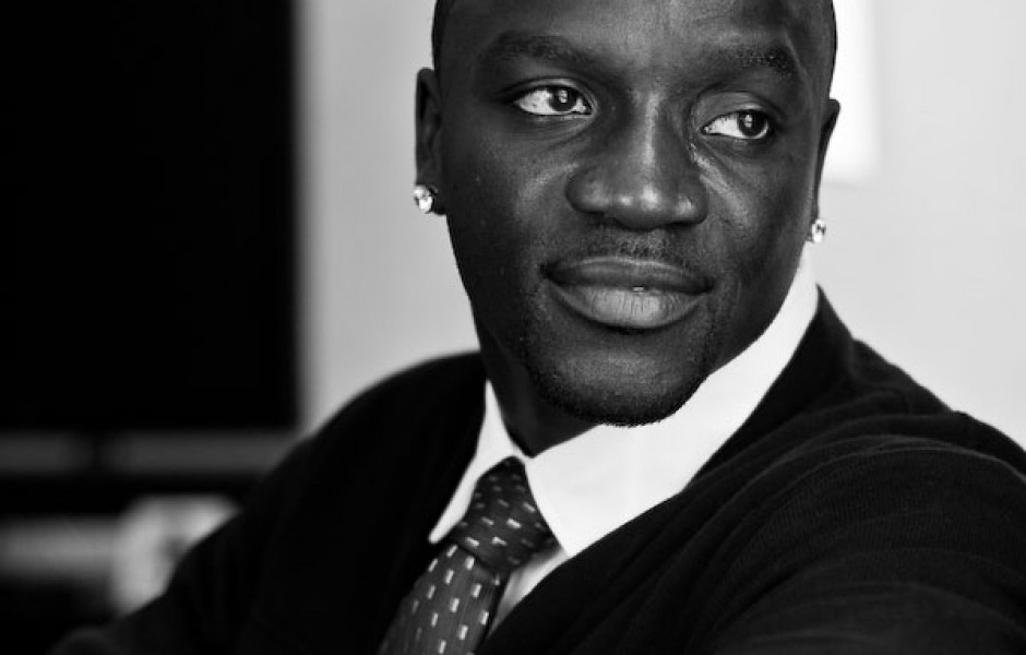 Interview: Akon for Blues And Soul Magazine