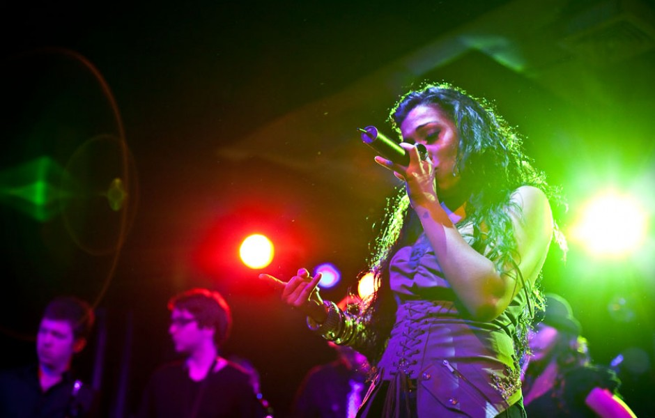 Live Music: Melanie Fiona @London's Scala