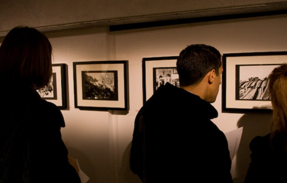 Ali Miller at the Affordable Art Fair!
