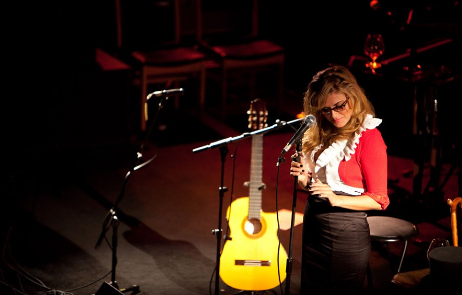 Live Music: Melody Gardot @The Union Chapel, London UK