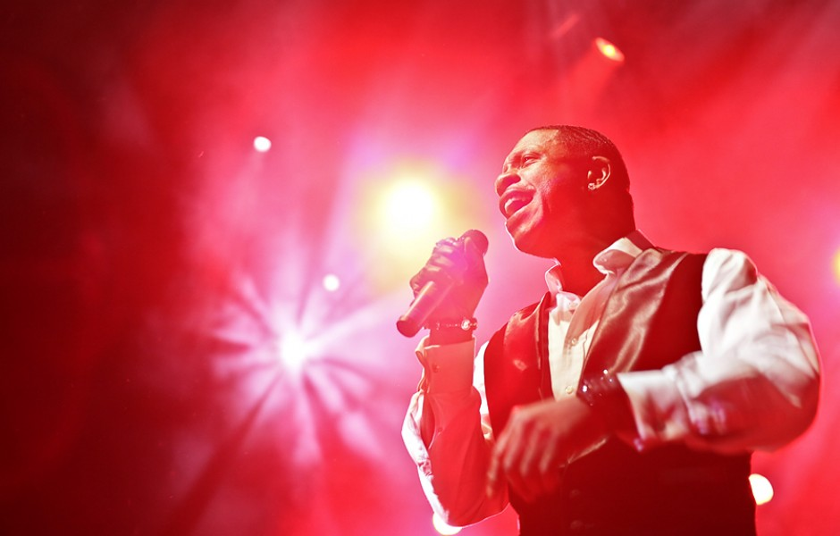 Live Music: Keith Sweat @ Indigo O2