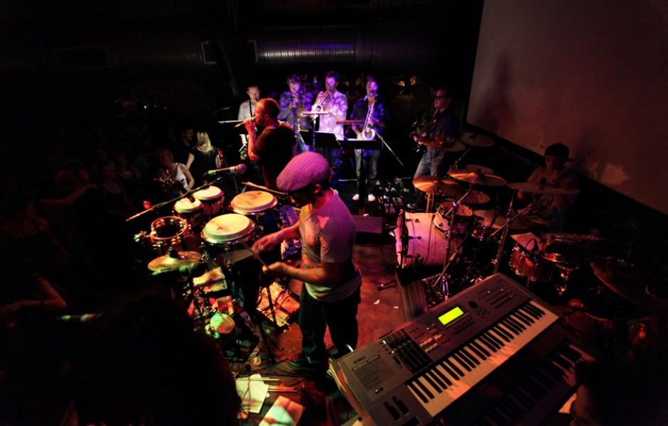 Live Music: The PB Underground @Cargo