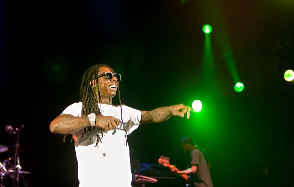 Live Music: Lil Wayne @ HMV Hammersmith Apollo