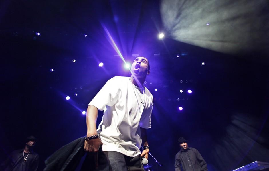Live Music: Ginuwine & Joe @ Indigo O2