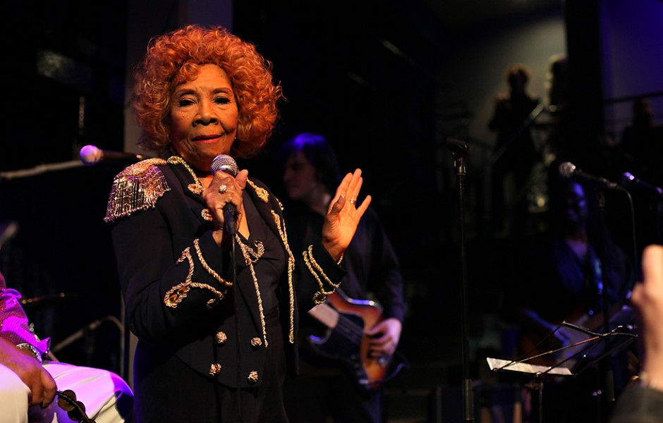 Live Music: Motown week – Jack Ashford and The Funk Brothers, The Supremes, Brenda Holloway, Mable John, Chris Clark and Thelma Houston