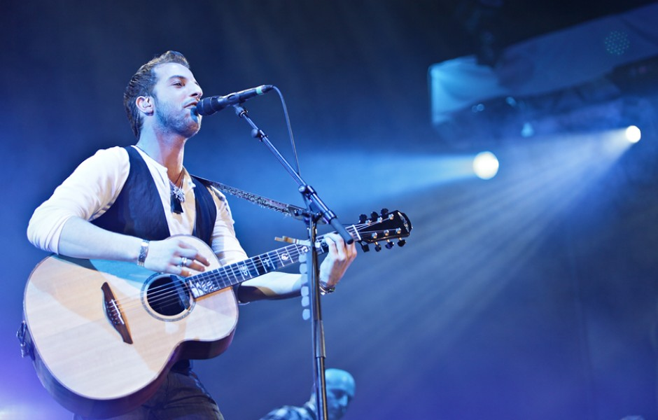 Live Music: James Morrison @Wembley