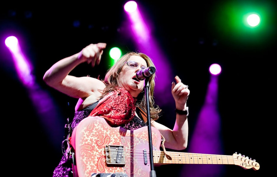 Live Music: Teena Marie @indigo O2