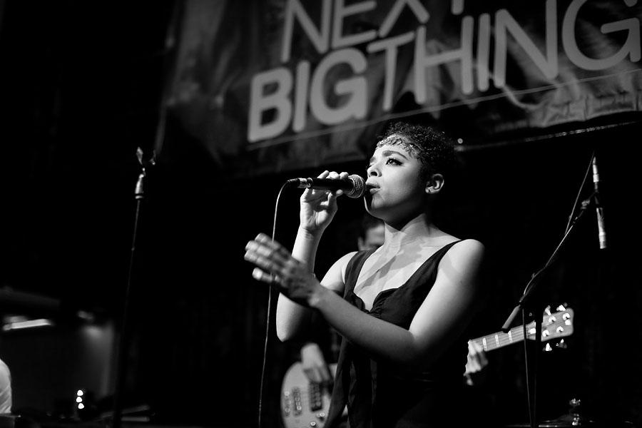 Rox live at Jazzcafé in London