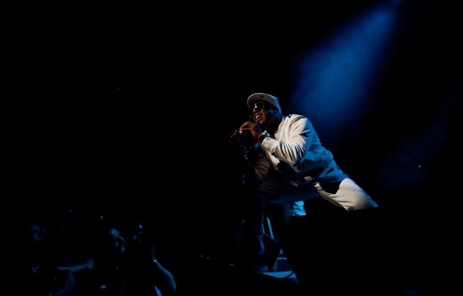 Live Music: Teddy Riley & BLACKstreet @Indig02