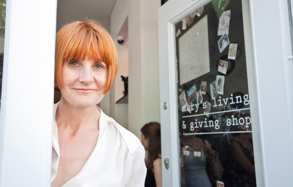 Editorial: Mary's Living and Giving Shop opening for Save the Children