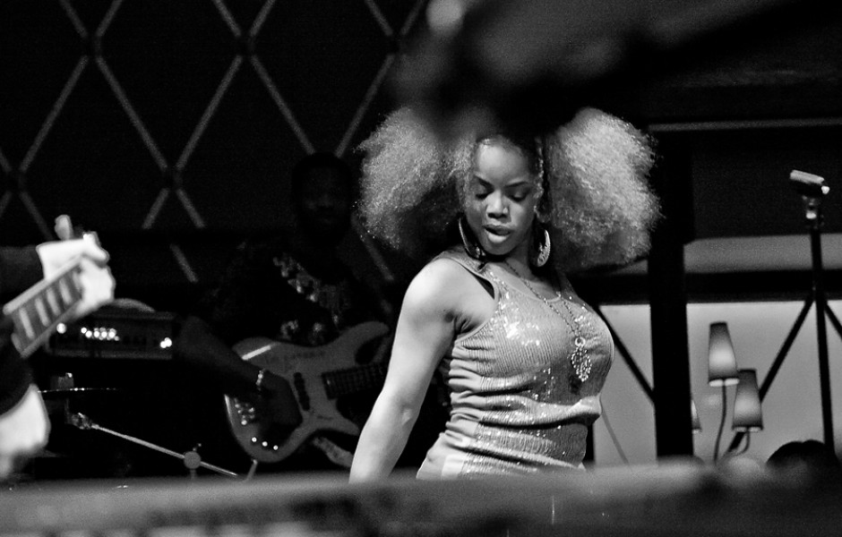 Live Music: Leela James @Pigalle Club