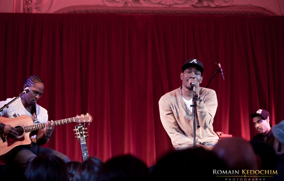 Live Music: Anthony David at Bush Hall