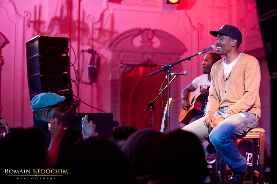 Image of Anthony David Live at BushHall, London (3)