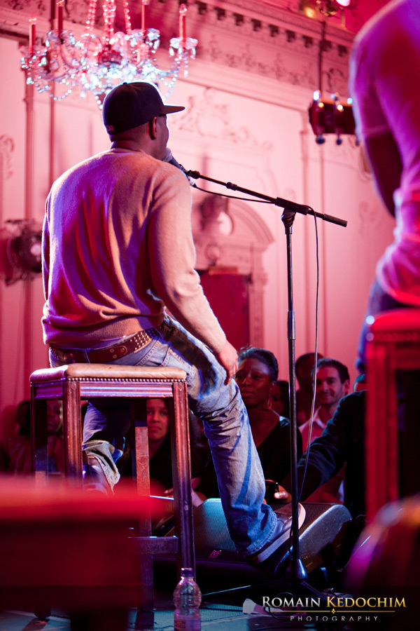 Image of Anthony David Live at BushHall, London (1)