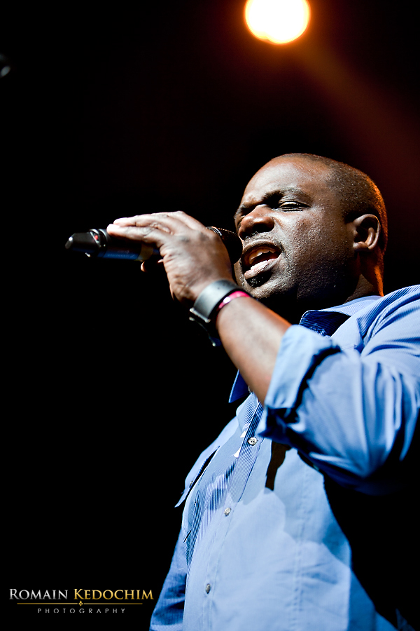 David Joseph for BritFunk at Indigo O2 London