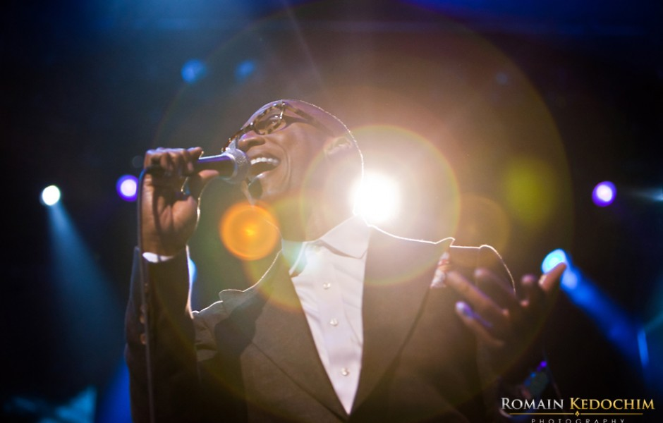 Live Music: Raphael Saadiq Live at the Roundhouse, London for the Itunes Festival