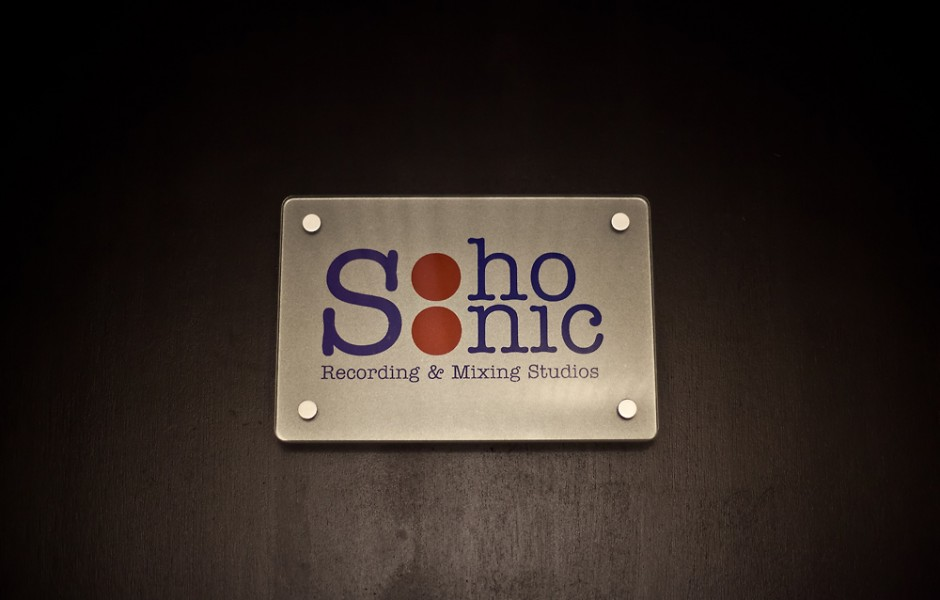 News: SohoSonic Studios are now Open!
