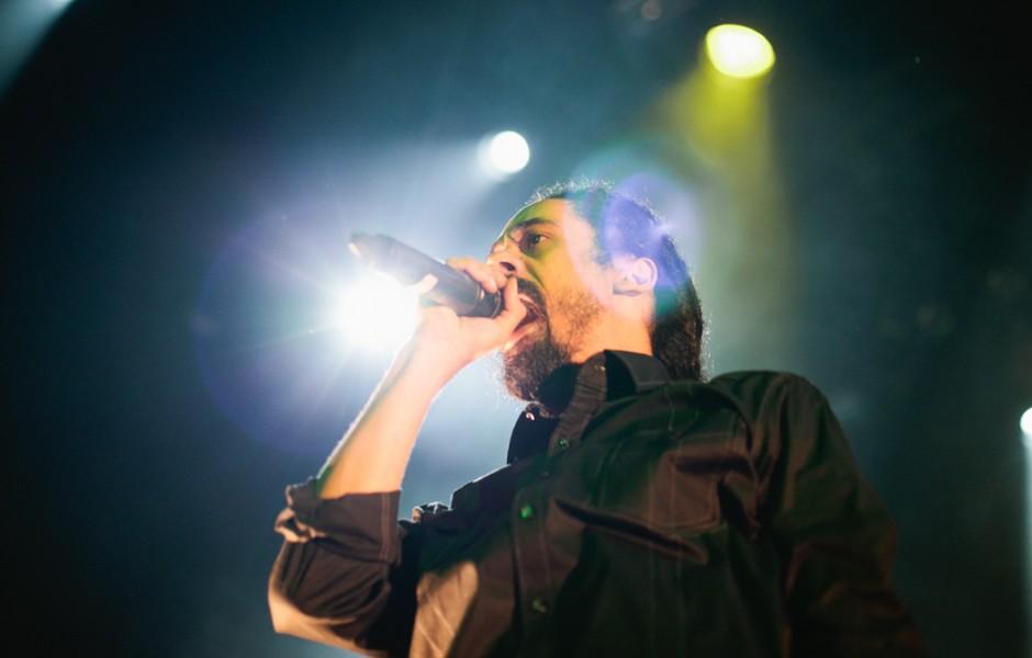 Damian Marley & Guests @Jamaica 50 – Indigo O2, London