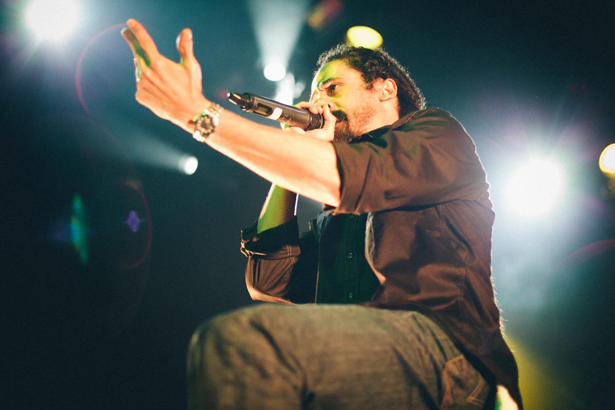 Damian Marley & Guests @Jamaica 50 - Indigo O2, London