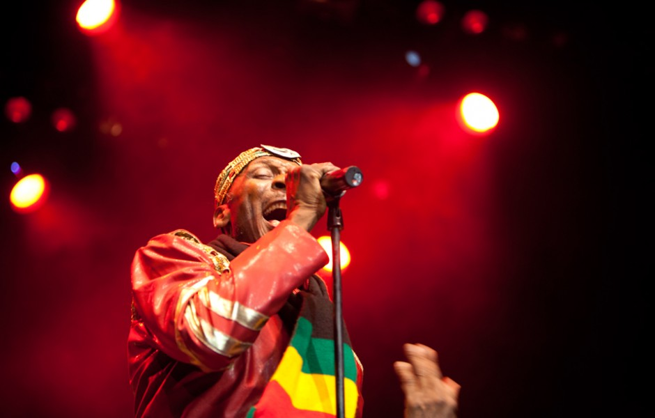 Jimmy Cliff @Jamaica 50 – Indigo O2, London