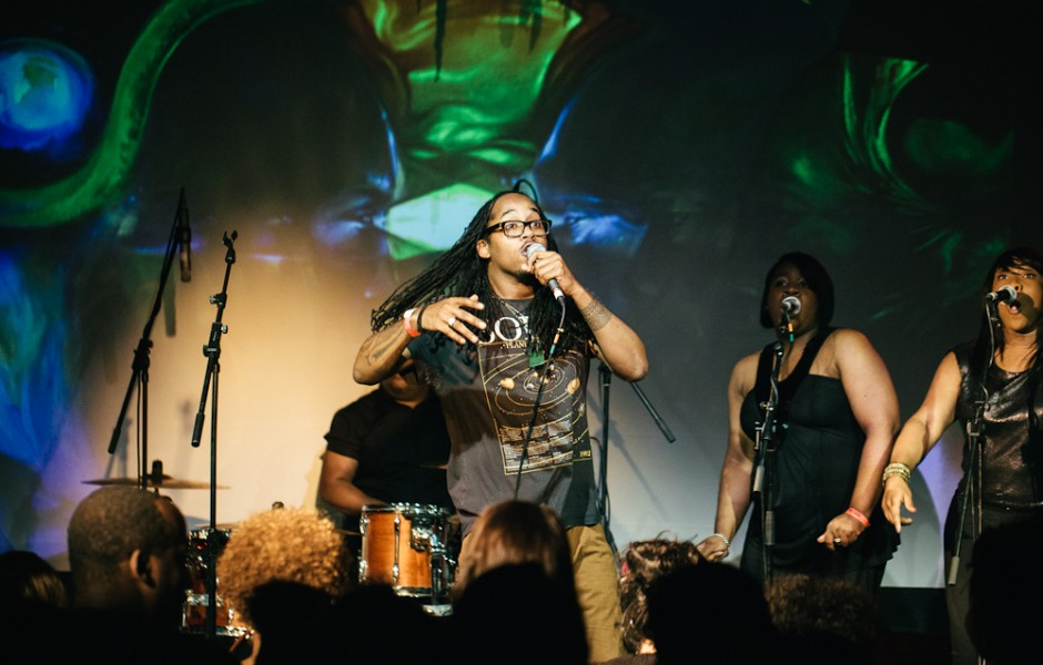 HopeStar – Kevin Mark Trail's Album Launch at the Roundhouse