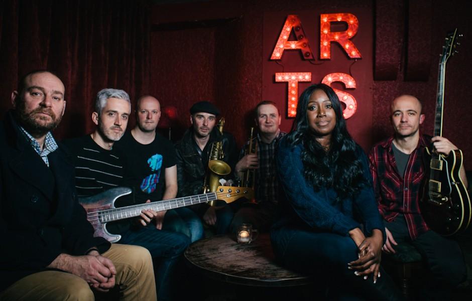 James Taylor Quartet PR shoot is up on B&S