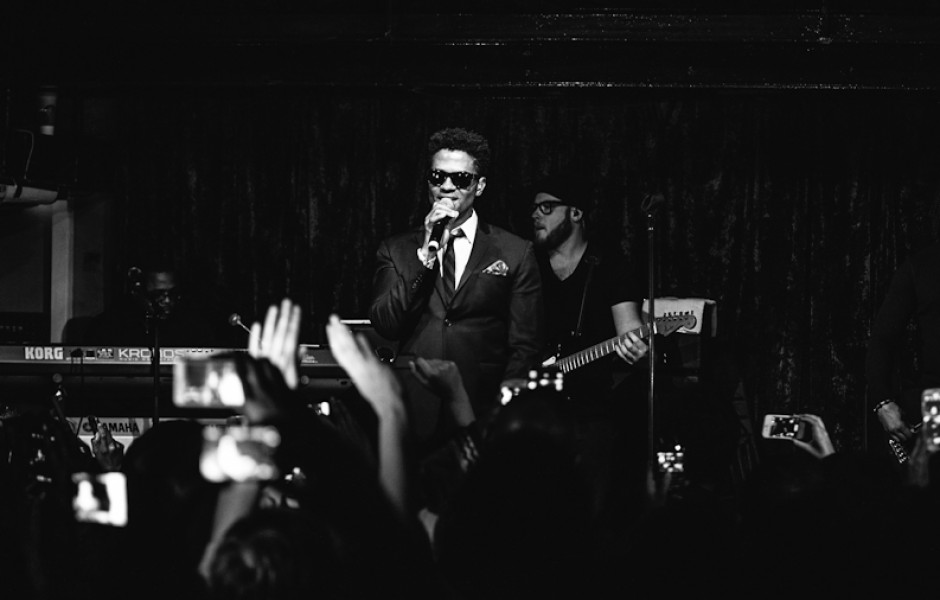 Eric Benet Live @JazzCafe – London, UK