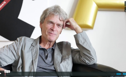 Sir John Hegarty on the David Bowie new Album campaign